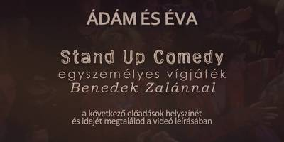 Ádám és Éva stand up comedy